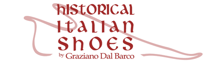 Historical Italian Shoes by Graziano dal Barco